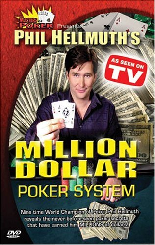 Masters Of Poker Vol. 1 Phil Hellmuths Million Clr Nr