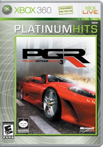 Xbox 360 Project Gotham Racing