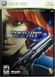 X360 Perfect Dark Zero Ltd Edt.