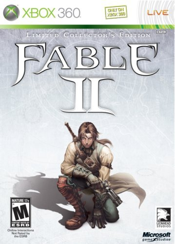Xbox 360 Fable 2 Limited Edition