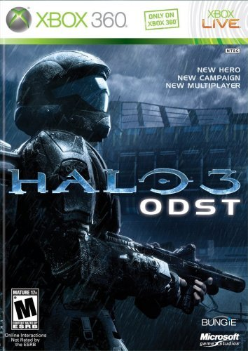 Xbox 360 Halo 3 Odst Microsoft Corporation M