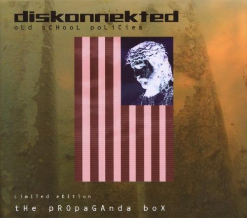 Diskonnekted Old School Policies The Propa Lmtd Ed. 2 CD