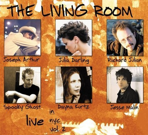 Living Room Live In Nyc Vol. 2 Living Room Live In Ny Arthur Darling Malin Kurtz Living Room Live In Nyc