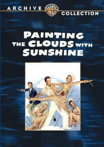 Painting The Clouds With Sunsh Morgan Mayo Nelson DVD R Nr