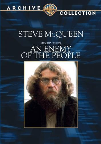 Enemy Of The People Mcqueen Durning Dysart DVD R Ws G