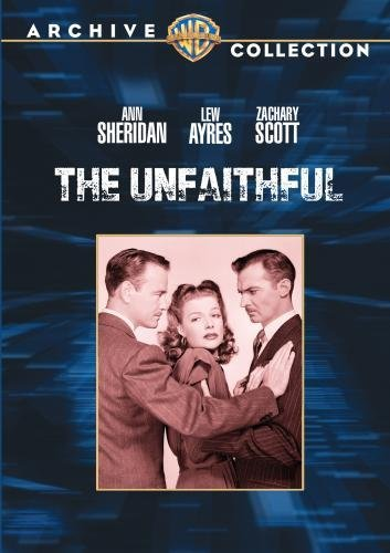 Unfaithful Sheridan Ayres Scott DVD Mod This Item Is Made On Demand Could Take 2 3 Weeks For Delivery