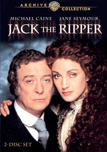 Jack The Ripper Caine Seymour Assante Mcanally DVD Mod This Item Is Made On Demand Could Take 2 3 Weeks For Delivery