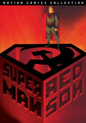Superman Red Son Motion Comic Superman Red Son Motion Comic DVD Mod This Item Is Made On Demand Could Take 2 3 Weeks For Delivery