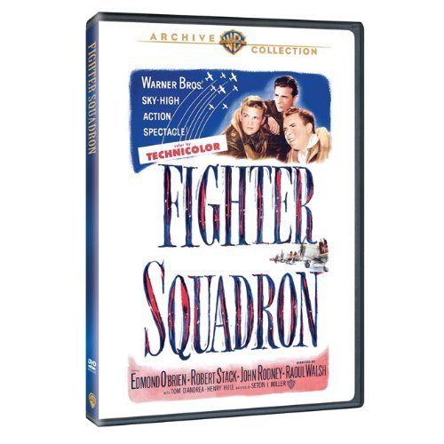 Fighter Squadron O'brien Stack Rodney DVD Mod This Item Is Made On Demand Could Take 2 3 Weeks For Delivery