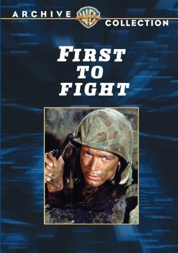First To Fight Everett Devin Jagger Ws DVD R Nr