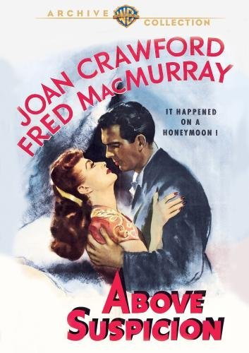 Above Suspicion Crawford Macmurray Veight DVD Mod This Item Is Made On Demand Could Take 2 3 Weeks For Delivery
