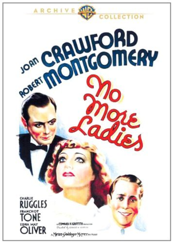 No More Ladies Crawford Montgomery Ruggles DVD Mod This Item Is Made On Demand Could Take 2 3 Weeks For Delivery
