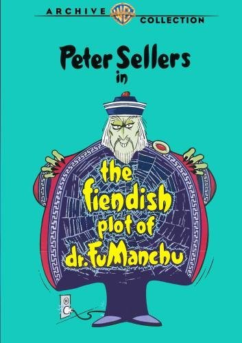Fiendish Plot Of Dr. Fu Manchu Sellers Mirren Caesar DVD Mod This Item Is Made On Demand Could Take 2 3 Weeks For Delivery