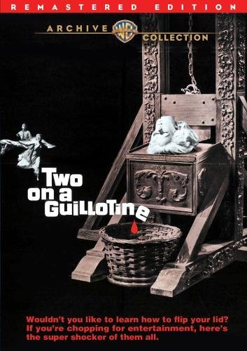 Two On A Guillotine Stevens Jones Romero DVD Mod This Item Is Made On Demand Could Take 2 3 Weeks For Delivery