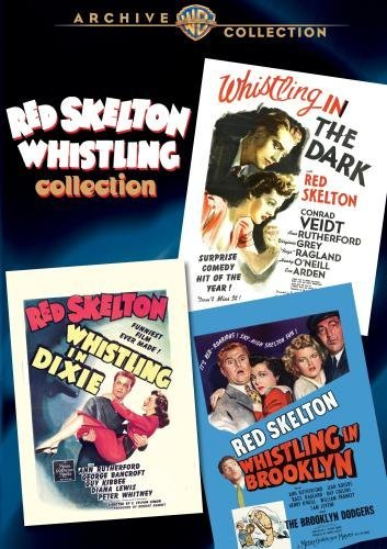 Red Skelton Whistling Collect Skelton Red DVD Mod This Item Is Made On Demand Could Take 2 3 Weeks For Delivery