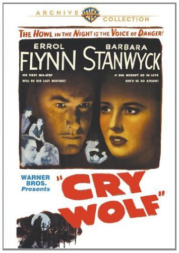 cry-wolf-flynn-stanwyck-brooks-dvd-mod-this-item-is-made-on-demand-could-take-2-3-weeks-for-delivery