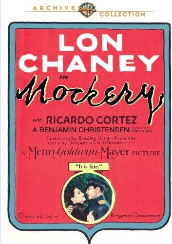 Mockery Chaney Bedford Cortez DVD Mod This Item Is Made On Demand Could Take 2 3 Weeks For Delivery