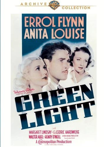 Green Light Flynn Louise Lindsay Bw DVD R Nr