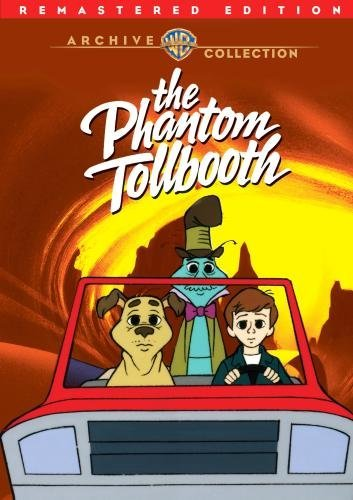 Phantom Tollbooth Phantom Tollbooth DVD Mod This Item Is Made On Demand Could Take 2 3 Weeks For Delivery