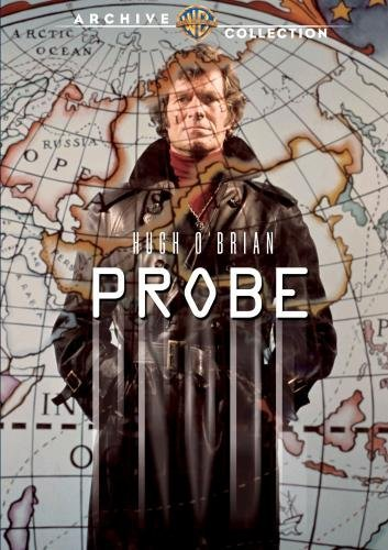 Probe (1972) O'brian Sommer Meredith DVD Mod This Item Is Made On Demand Could Take 2 3 Weeks For Delivery