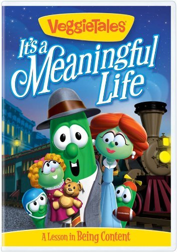 Veggie Tales It's A Meaningful Life Ws Nr