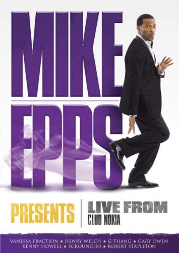 Live From The Club Nokia Epps Mike Ws Nr