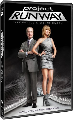 Project Runway Season 8 DVD