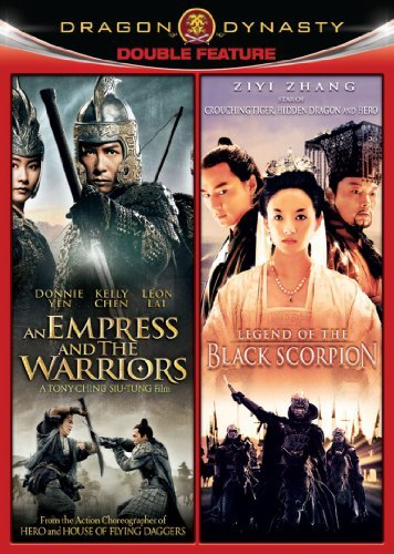 Empress & The Warrior Legend O Dragon Dynasty Doulbe Feature Nr