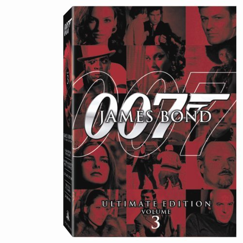 James Bond Ultimate Collection Vol. 3 Clr Nr 10 DVD