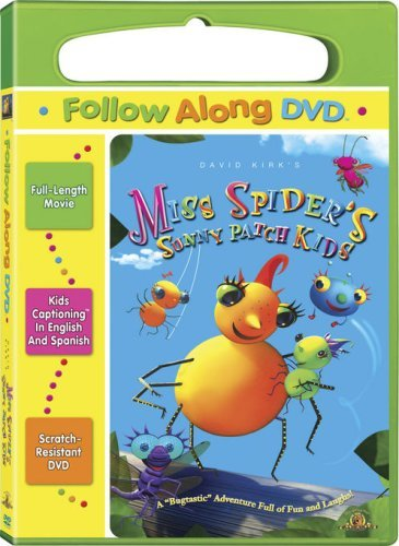 Miss Spiders Sunny Patch Kids Miss Spiders Sunny Patch Kids Clr Watch & Read Nr