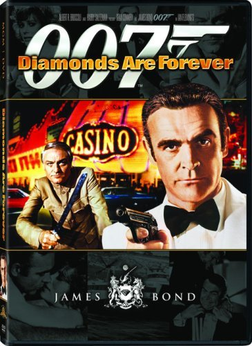 James Bond Diamonds Are Forever Connery St. John Gray Pg Ws