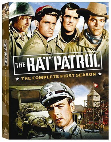 Rat Patrol Season 1 Clr Nr 4 DVD