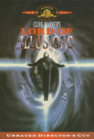 Lord Of Illusions Bakula Janssen O'connor Von Ba Clr Cc 5.1 Ws Keeper Unrated Dir. Cut