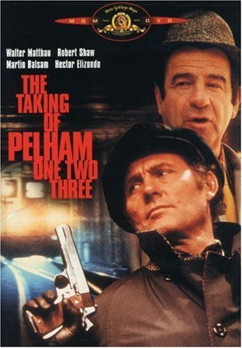 Taking Of Pelham One Two Three Shaw Matthau Balsam Elizondo B Clr Ws Mult Dub Sub Shaw Matthau Balsam Elizondo B