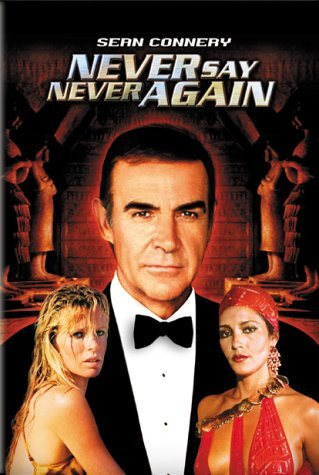 Never Say Never Again Connery Brandauer Von Sydow Ca Clr Cc Pg