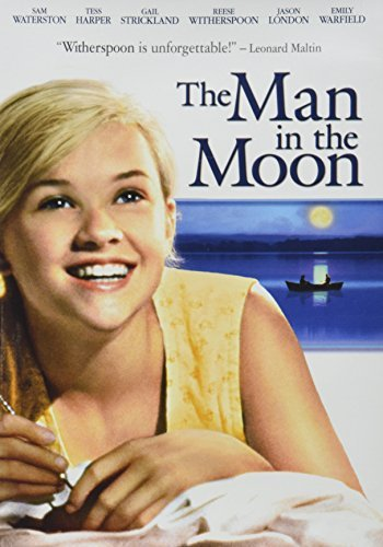 Man In The Moon Witherspoon Warfield London Ha DVD Pg13