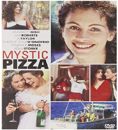 Mystic Pizza Gish Roberts Taylor D'onofrio DVD R