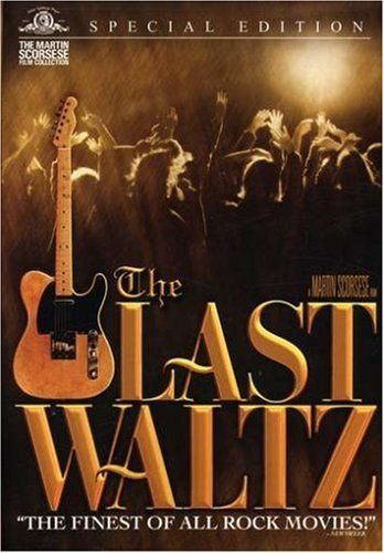 Last Waltz The Band DVD Ws