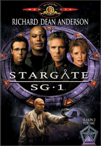Stargate Sg 1 Season 2 Volume 4 DVD Nr
