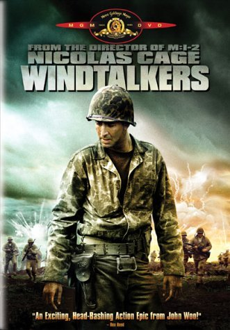 Windtalkers Cage Beach Stormare Emmerich R Clr Cc 5.1 Aws R