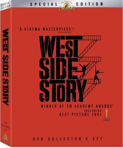 West Side Story Wood Beymer Tamblyn Moreno Clr Cc 5.1 Ws Nr 2 DVD Spec Ed