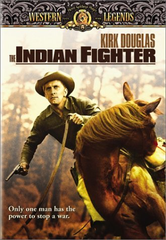 Indian Fighter Douglas Matthau Clr Ws Nr