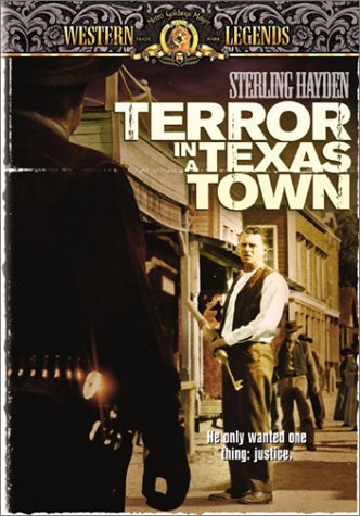Terror In A Texas Town Hayden Sterling Bw Ws Nr