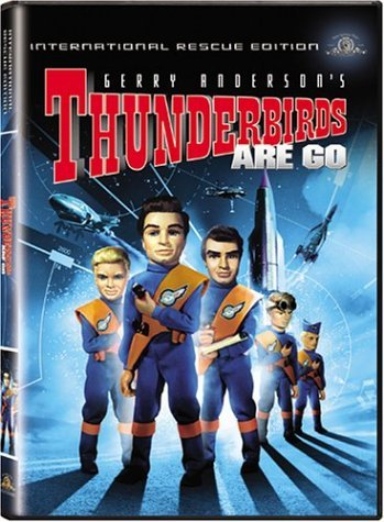 Thunderbirds Are Go Thunderbirds Are Go DVD Nr 2 DVD Rescue