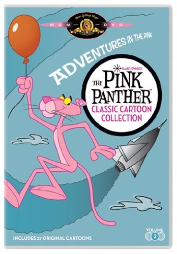 Pink Panther Classic Cartoon C Vol. 2 Pink Panther Classic Ca Clr Chnr