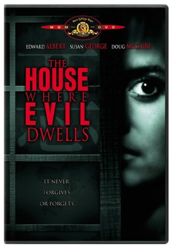 House Where Evil Dwells Albert George Mcclure Clr Ws R