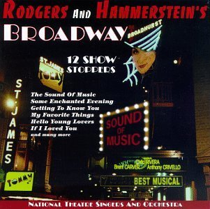 Rodgers & Hammerstein Broadway 12 Show Stoppers