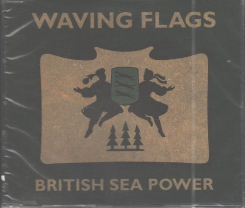 British Sea Power Waving Flags Import Gbr