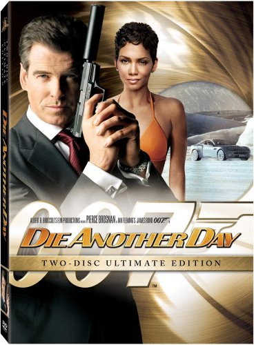 James Bond Die Another Day Brosnan Pierce Pg13 Incl. Moive Money