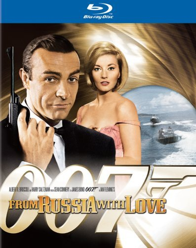 James Bond From Russia With Love Connery Sean Blu Ray Ws Pg